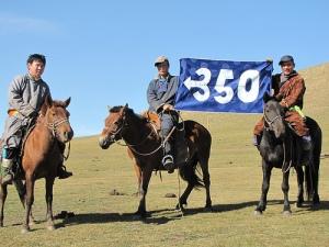 350 Mongolia